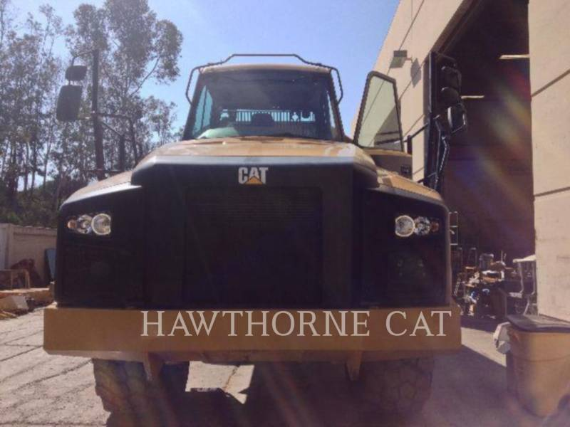 CATERPILLAR DUMPER 740B equipment  photo 1