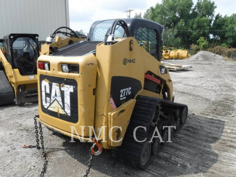 CATERPILLAR MULTI TERRAIN LOADERS 277C equipment  photo 3