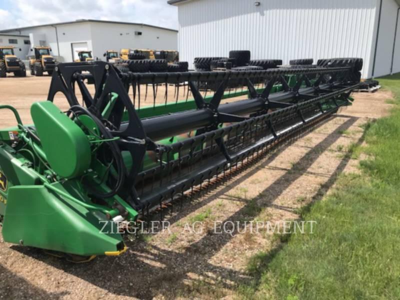 DEERE & CO. Rabatteurs 930F equipment  photo 1