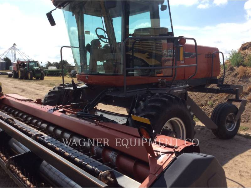 AGCO MATERIELS AGRICOLES POUR LE FOIN 9345 equipment  photo 4