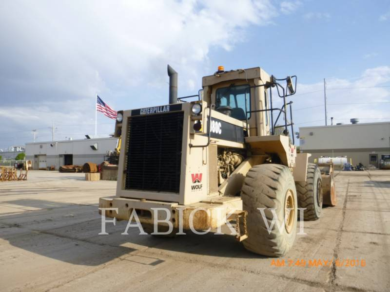 CATERPILLAR CARGADORES DE RUEDAS 980 C equipment  photo 3