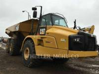 CATERPILLAR KNICKGELENKTE MULDENKIPPER 740B TG equipment  photo 2