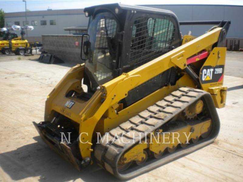 CATERPILLAR 多様地形対応ローダ 299D1 H3CB equipment  photo 1