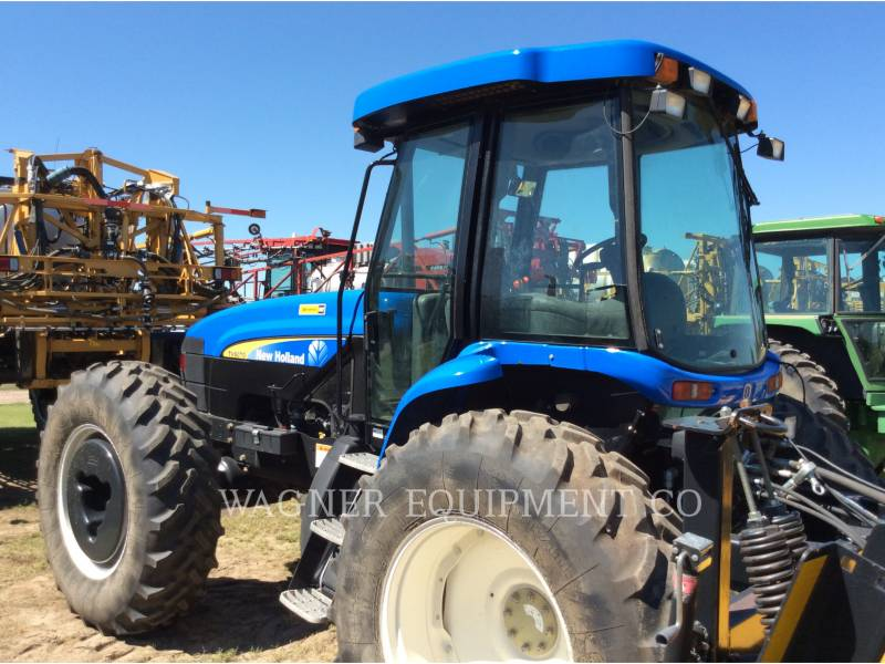 NEW HOLLAND LTD. LANDWIRTSCHAFTSTRAKTOREN TV145 equipment  photo 6