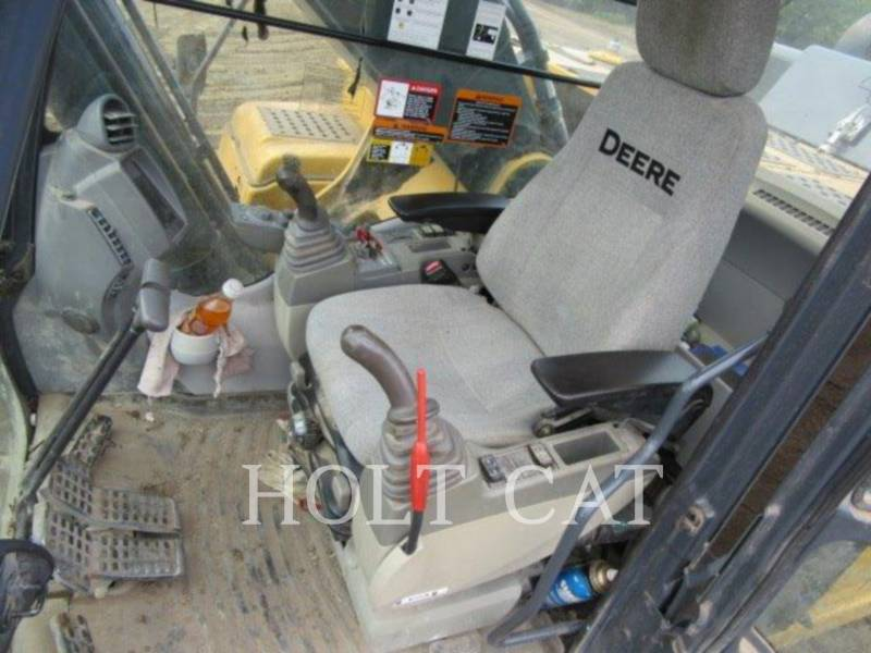 DEERE & CO. KETTEN-HYDRAULIKBAGGER 380G equipment  photo 8