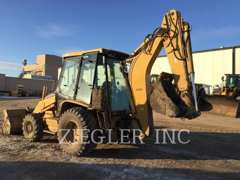 CATERPILLAR BACKHOE LOADERS 420D equipment  photo 3