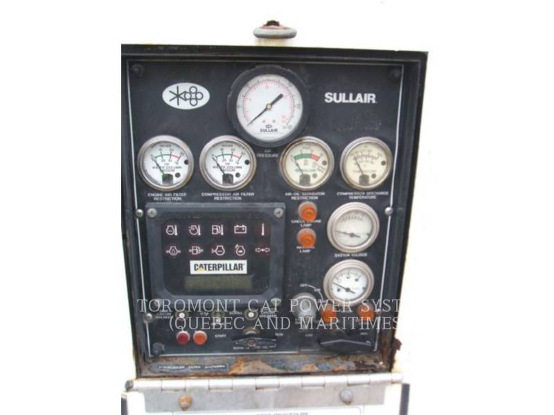 SULLAIR COMPRESSED AIR 1600HAF equipment  photo 2