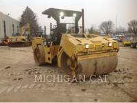 CATERPILLAR VIBRATORY DOUBLE DRUM ASPHALT CB-564D equipment  photo 3