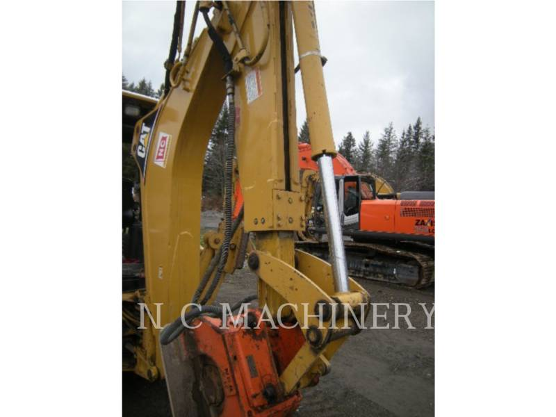 CATERPILLAR RETROEXCAVADORAS CARGADORAS 420D equipment  photo 17