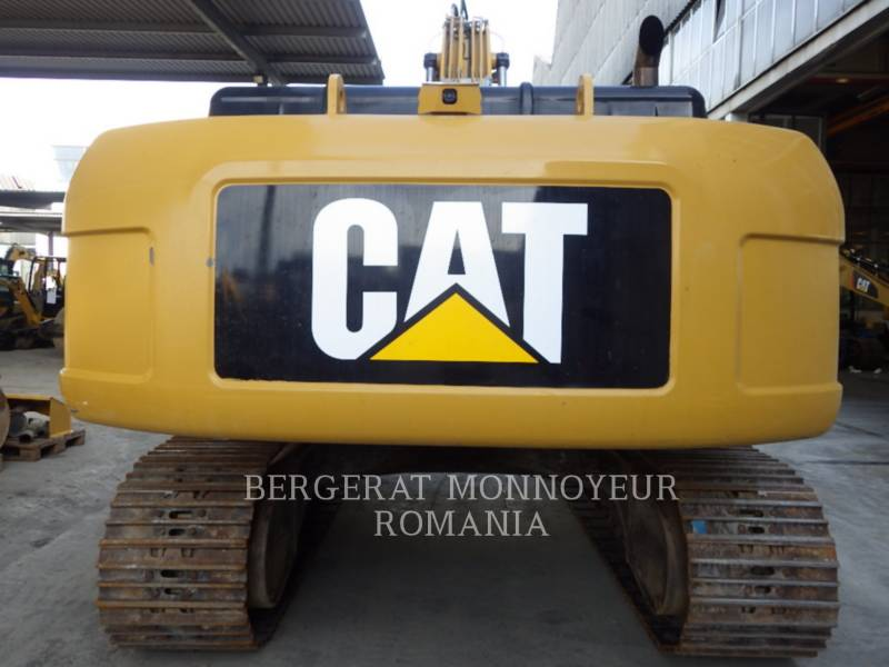 CATERPILLAR PELLES SUR CHAINES 329 D LN equipment  photo 5