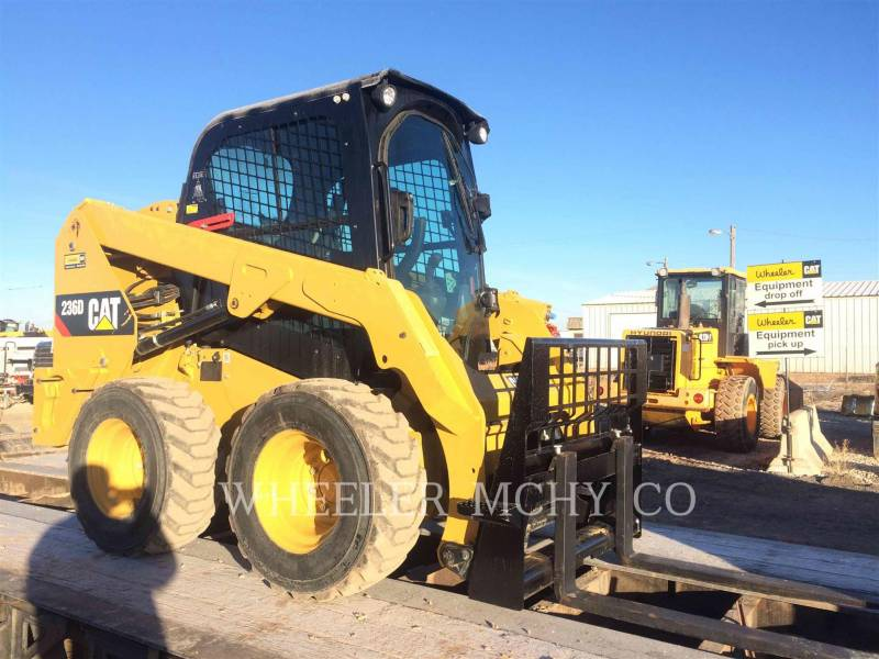 CATERPILLAR MINICARGADORAS 236D C3-H2 equipment  photo 2