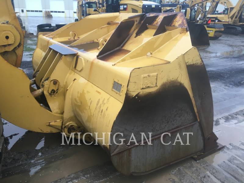 Caterpillar ÎNCĂRCĂTOARE PE ROŢI/PORTSCULE INTEGRATE 980K LC equipment  photo 17