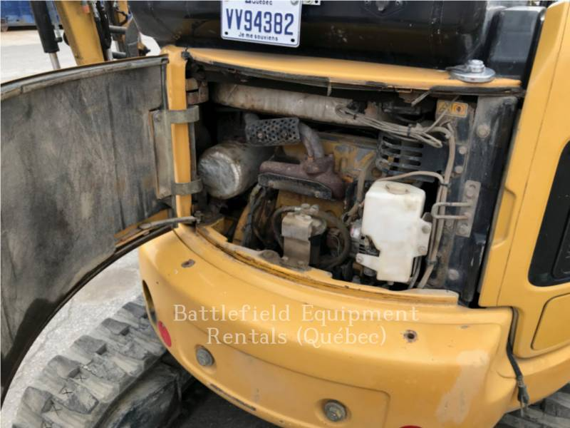 CATERPILLAR TRACK EXCAVATORS 303CCR equipment  photo 11