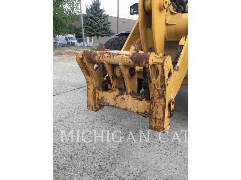 CATERPILLAR PALE GOMMATE/PALE GOMMATE MULTIUSO 938K equipment  photo 21
