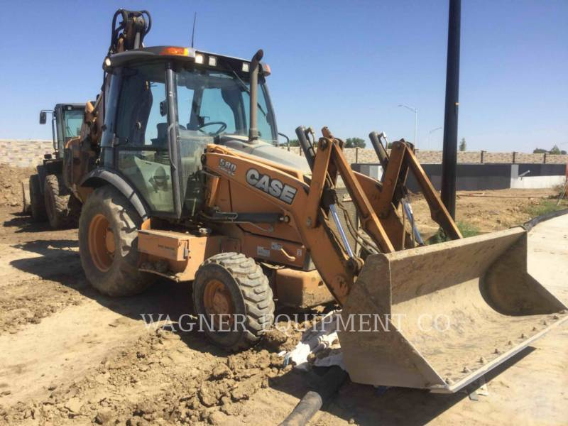 CASE BACKHOE LOADERS 580SUPERN equipment  photo 4