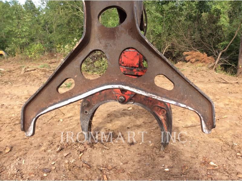 CATERPILLAR CARGADOR FORESTAL 559C equipment  photo 8