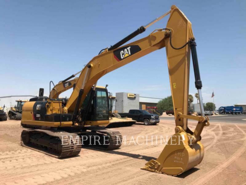 CATERPILLAR TRACK EXCAVATORS 320D2GC equipment  photo 1