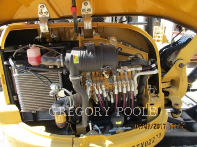 CATERPILLAR EXCAVADORAS DE CADENAS 304E CR equipment  photo 16