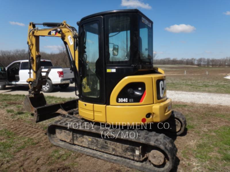 CATERPILLAR EXCAVADORAS DE CADENAS 304CCR equipment  photo 3