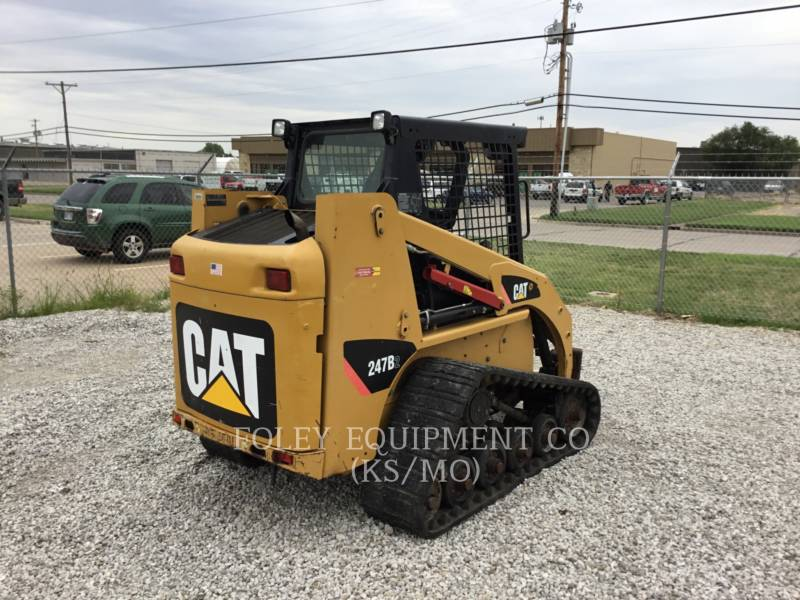 CATERPILLAR MINICARREGADEIRAS 247B2STD1O equipment  photo 4