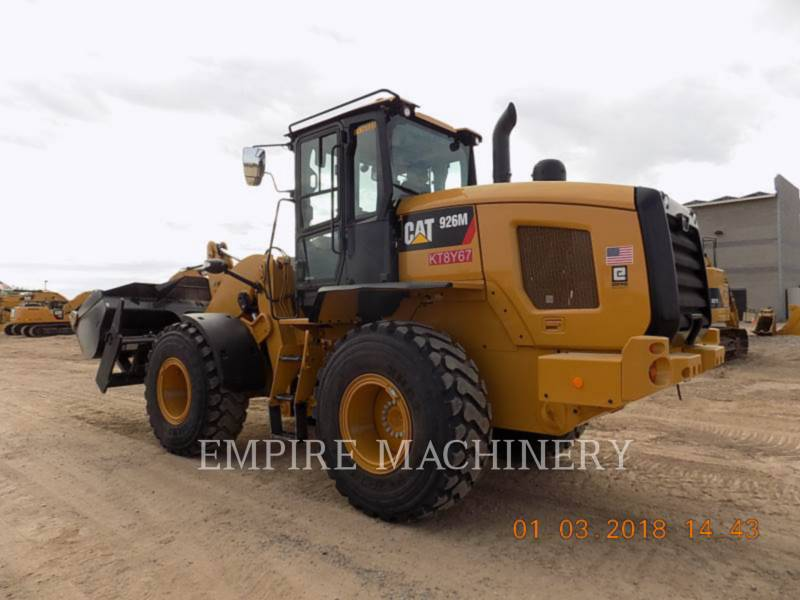 CATERPILLAR PALE GOMMATE/PALE GOMMATE MULTIUSO 926M equipment  photo 3