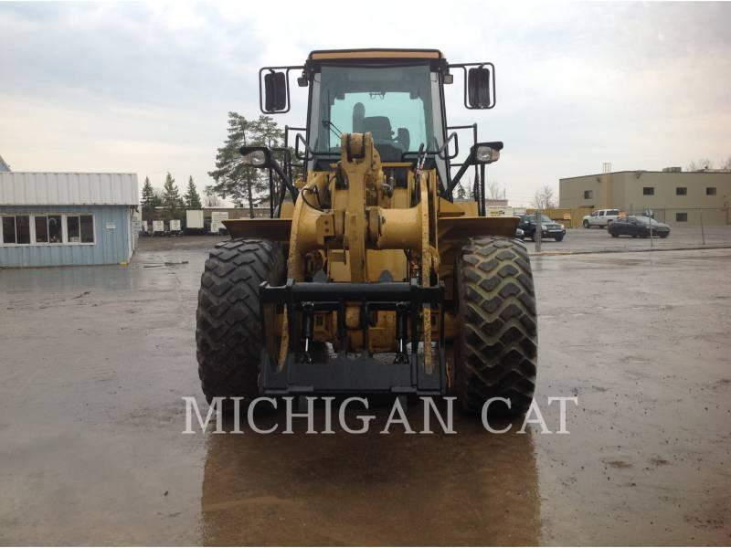 CATERPILLAR WHEEL LOADERS/INTEGRATED TOOLCARRIERS 950H RQ equipment  photo 7