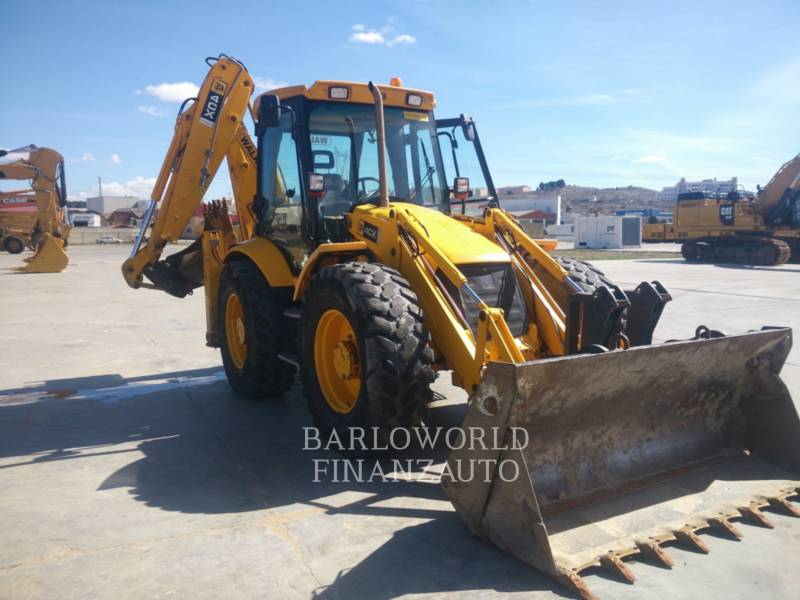JCB BACKHOE LOADERS 4CX equipment  photo 1