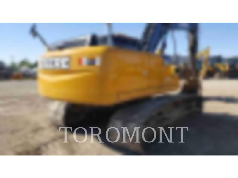 DEERE & CO. TRACK EXCAVATORS 210G equipment  photo 1