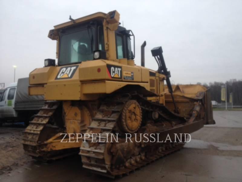 CATERPILLAR TRACK TYPE TRACTORS D 6 R XL equipment  photo 3