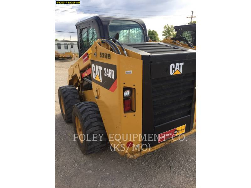 CATERPILLAR SKID STEER LOADERS 246DSTD1CA equipment  photo 3