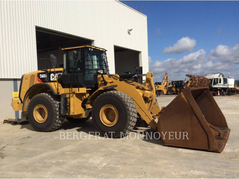 CATERPILLAR CARGADORES DE RUEDAS 966K XE equipment  photo 2