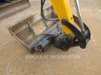 JCB PELLES SUR CHAINES 8045 equipment  photo 16