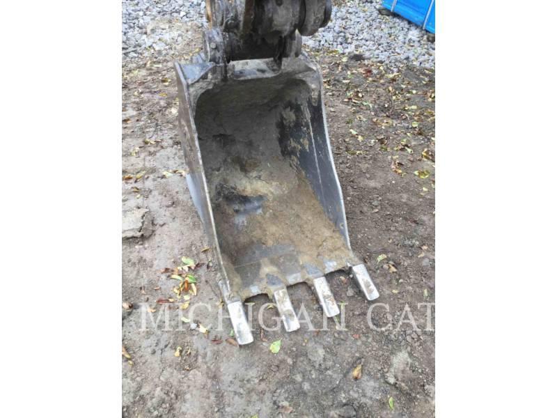 CATERPILLAR TRACK EXCAVATORS 307C equipment  photo 24