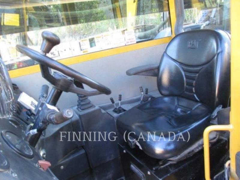CATERPILLAR TELEHANDLER TL1255 equipment  photo 5