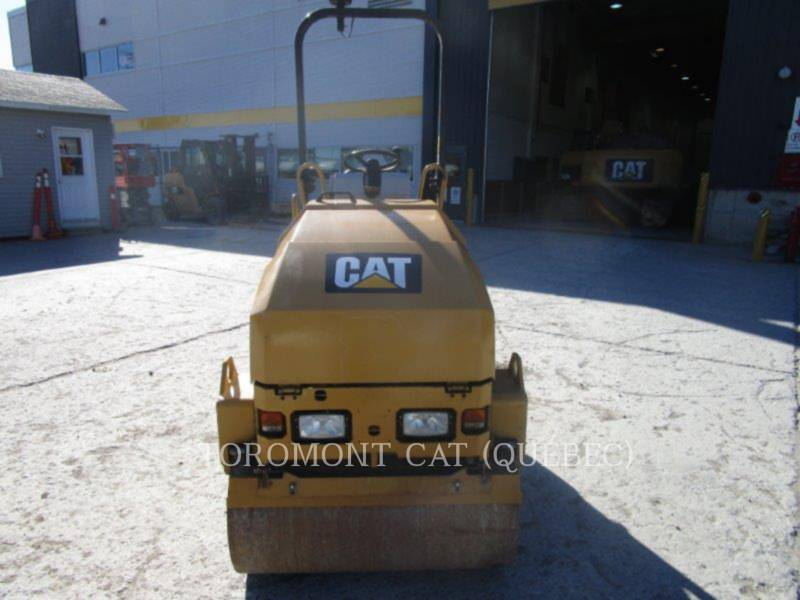 CATERPILLAR TANDEMOWY WALEC WIBRACYJNY DO ASFALTU (STAL-STAL) CB14 equipment  photo 5