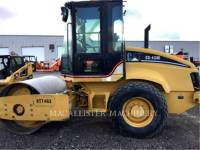 CATERPILLAR EINZELVIBRATIONSWALZE, GLATTBANDAGE 433-E equipment  photo 2