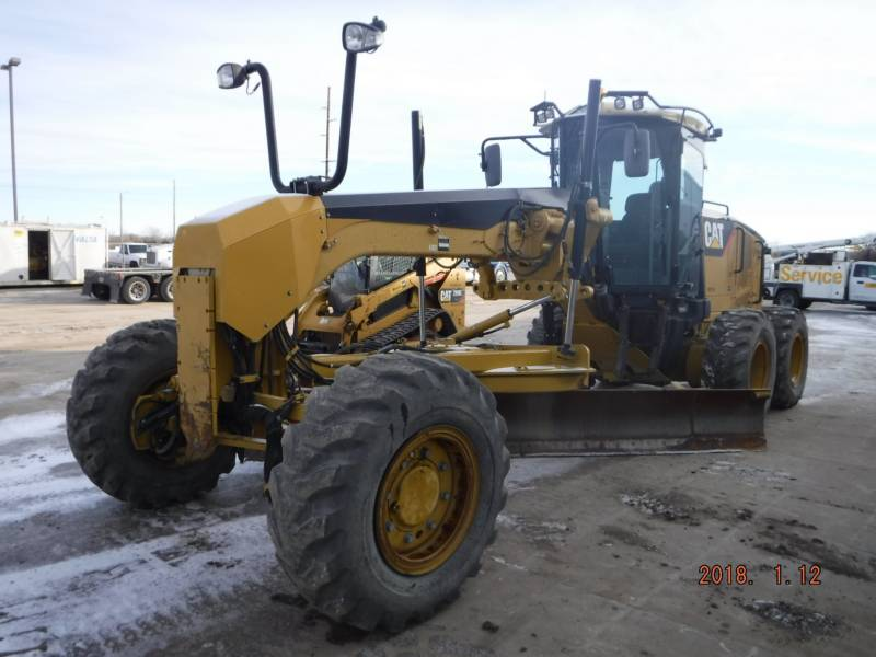 CATERPILLAR モータグレーダ 140M equipment  photo 1