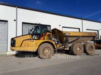 Equipment photo CATERPILLAR 735B KNIKGESTUURDE TRUCKS 1