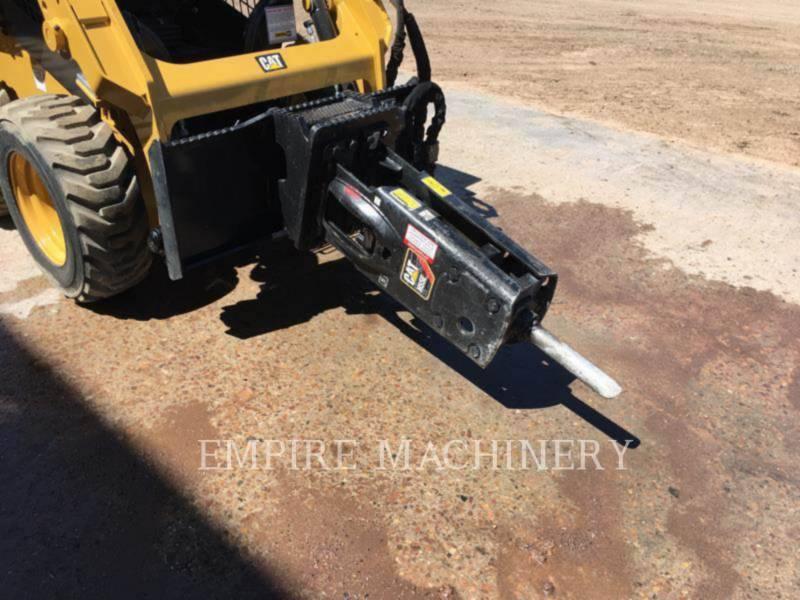 CATERPILLAR  HAMMER H55E SSL equipment  photo 2