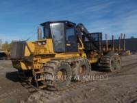 CATERPILLAR FORESTAL - TRANSPORTADOR DE TRONCOS 584 equipment  photo 4