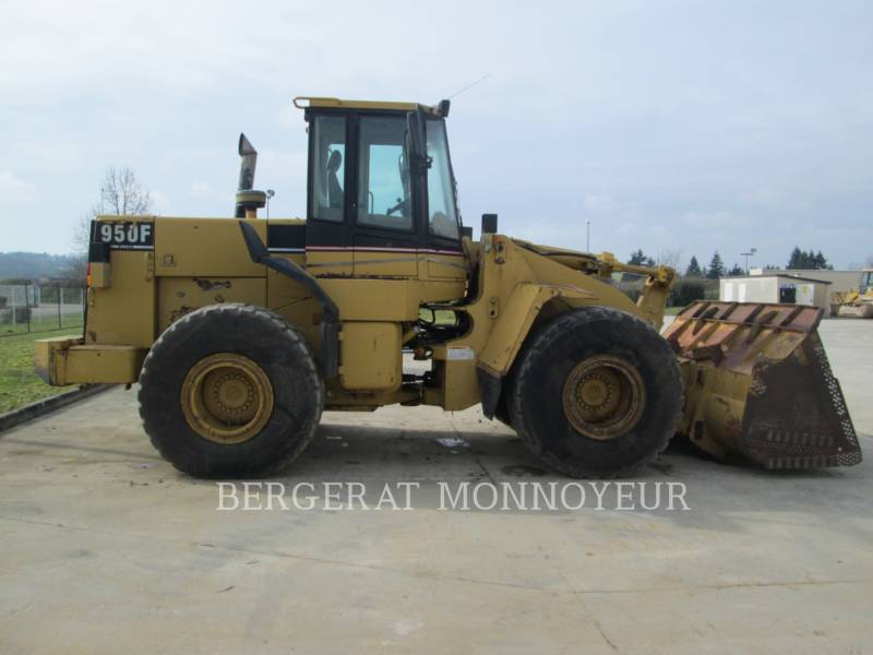 CATERPILLAR CARGADORES DE RUEDAS 950F2 equipment  photo 2