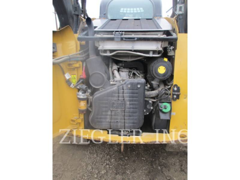 CATERPILLAR CARREGADEIRAS TODO TERRENO 289C equipment  photo 6