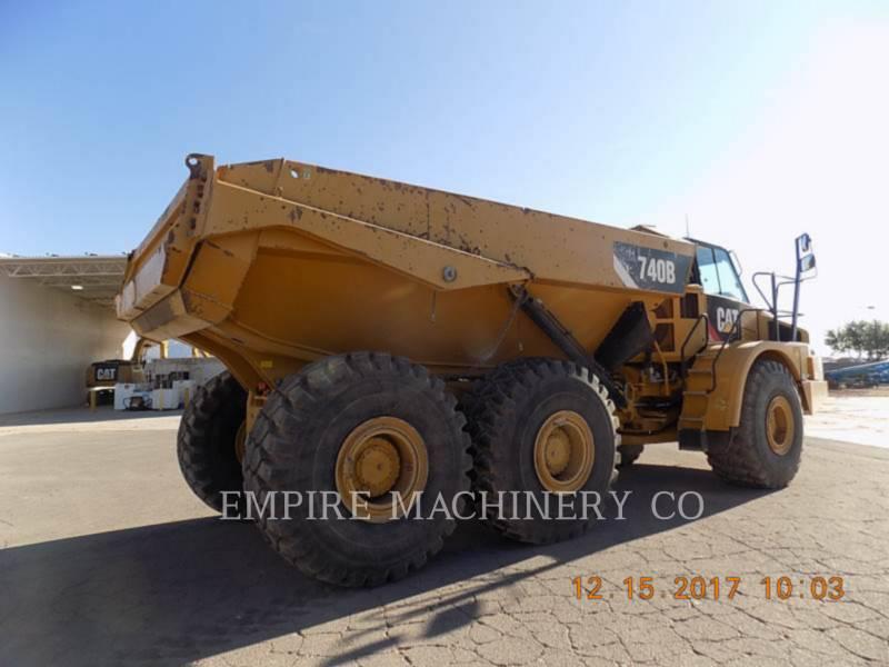 CATERPILLAR ダンプ・トラック 740B TG equipment  photo 2