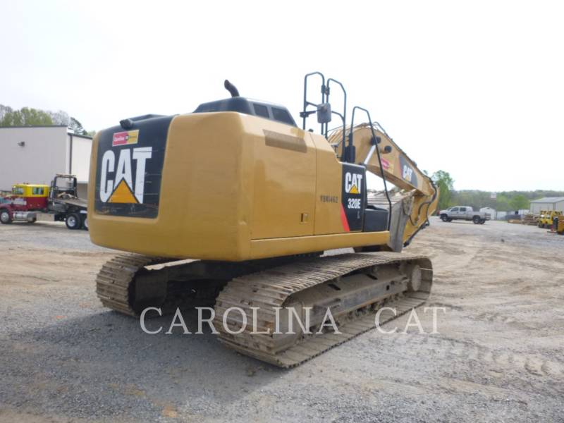 CATERPILLAR TRACK EXCAVATORS 320EL TH equipment  photo 5