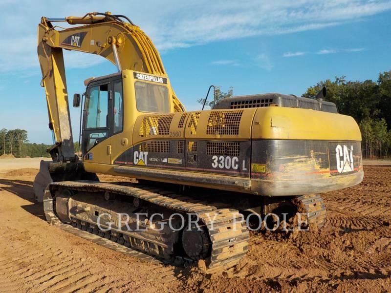 CATERPILLAR TRACK EXCAVATORS 330C L equipment  photo 7