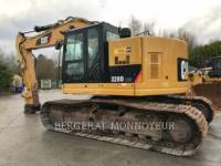 CATERPILLAR PELLES SUR CHAINES 328 D LCR equipment  photo 4