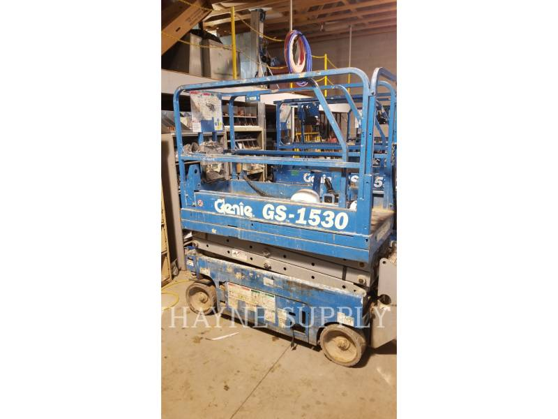 GENIE INDUSTRIES HEF - SCHAAR GS1530 equipment  photo 1