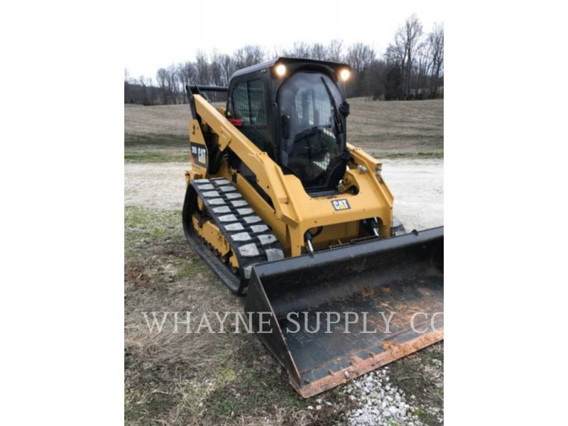 CATERPILLAR CHARGEURS TOUT TERRAIN 289D XPS equipment  photo 2