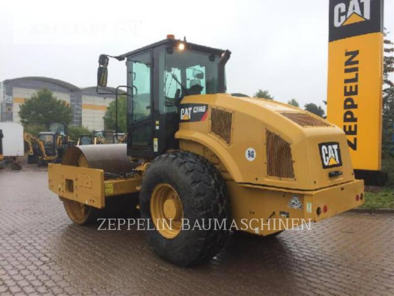 CATERPILLAR COMPACTADORES DE SUELOS CS66B equipment  photo 3