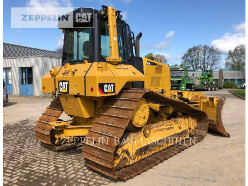 CATERPILLAR TRACK TYPE TRACTORS D6NMP equipment  photo 6